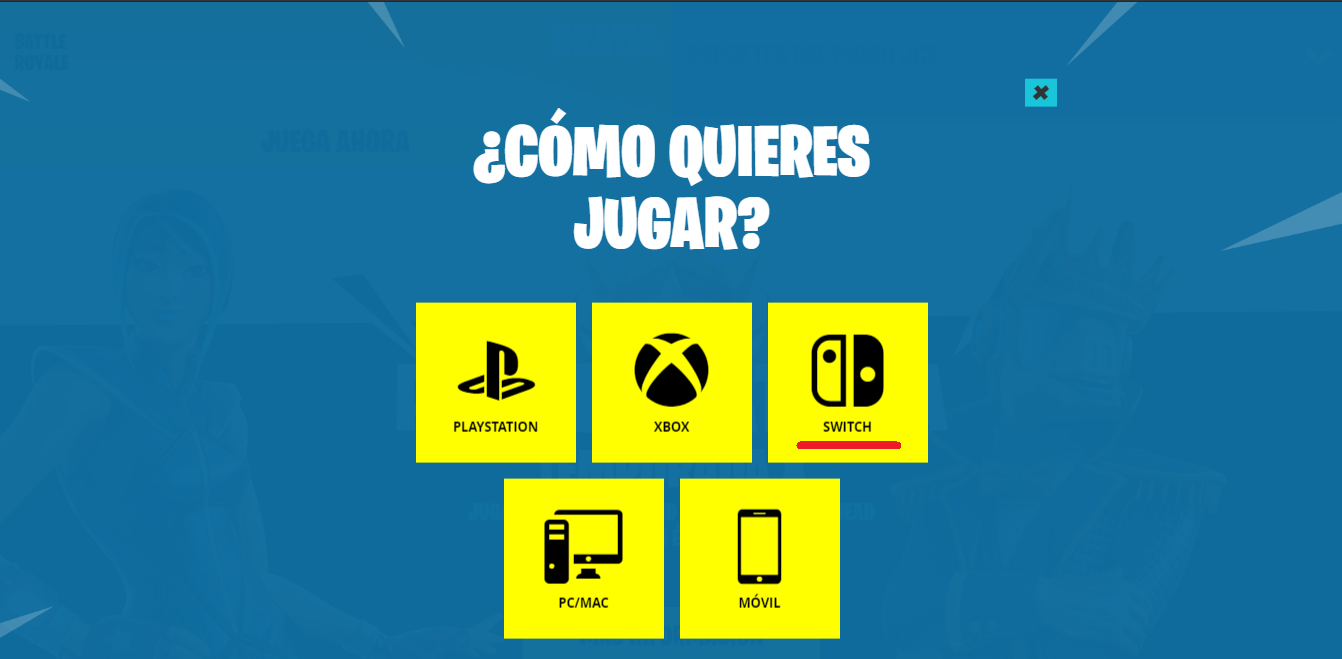 Descargar para Playstation, Xbox One, Nintendo Switch, PC/Mac, móvil Android APK