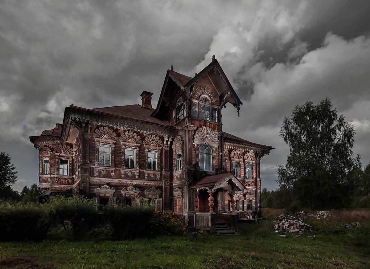 «Русские сказки». Фотограф Франк Херфорт 15