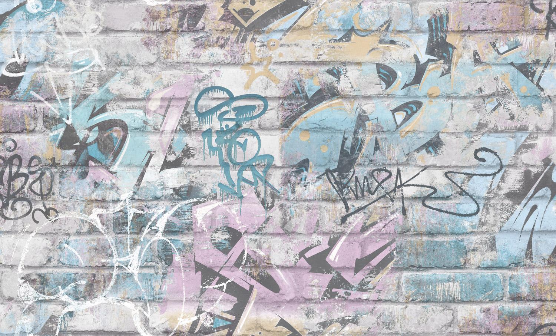 Обои 168418-10  1.06*10 Industry Граффити декор