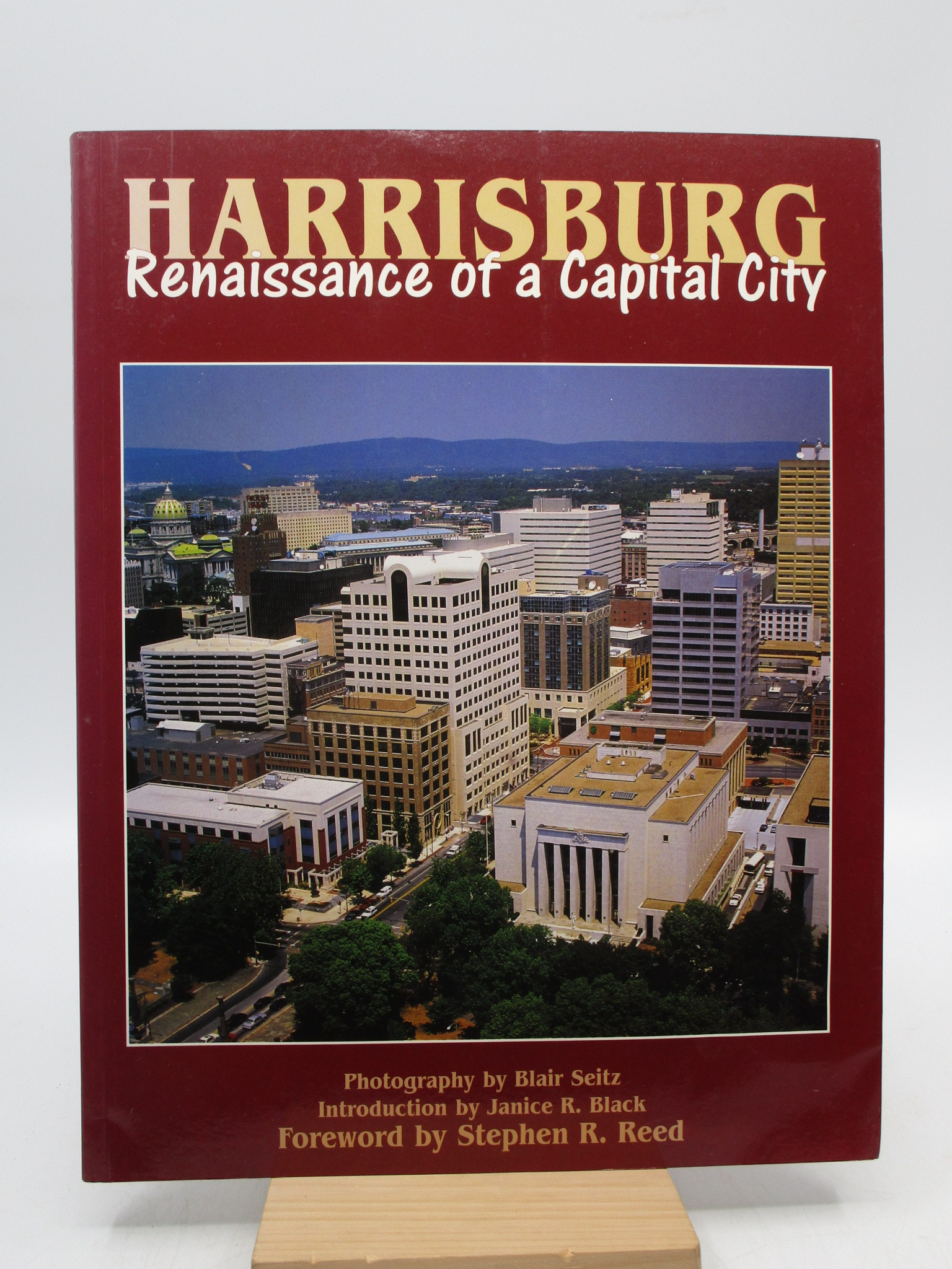 Image for Harrisburg: Renaissance of a Capital City