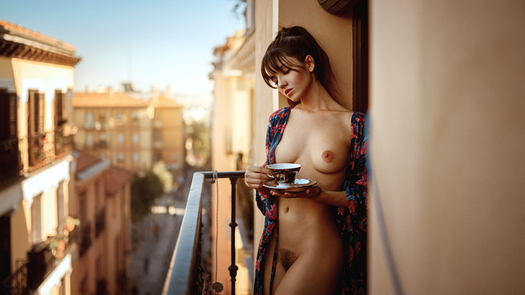 Испанские зарисовки / фотограф Георгий Чернядьев