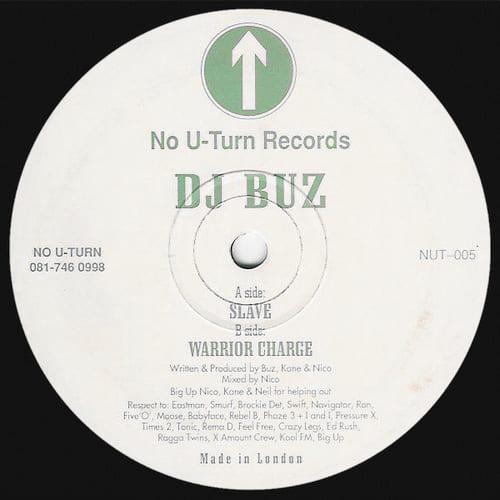 Download DJ Buz - Slave / Warrior Charge mp3