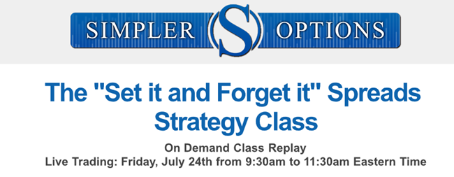 Don Kaufman-Simpler Options-Set it and forget it