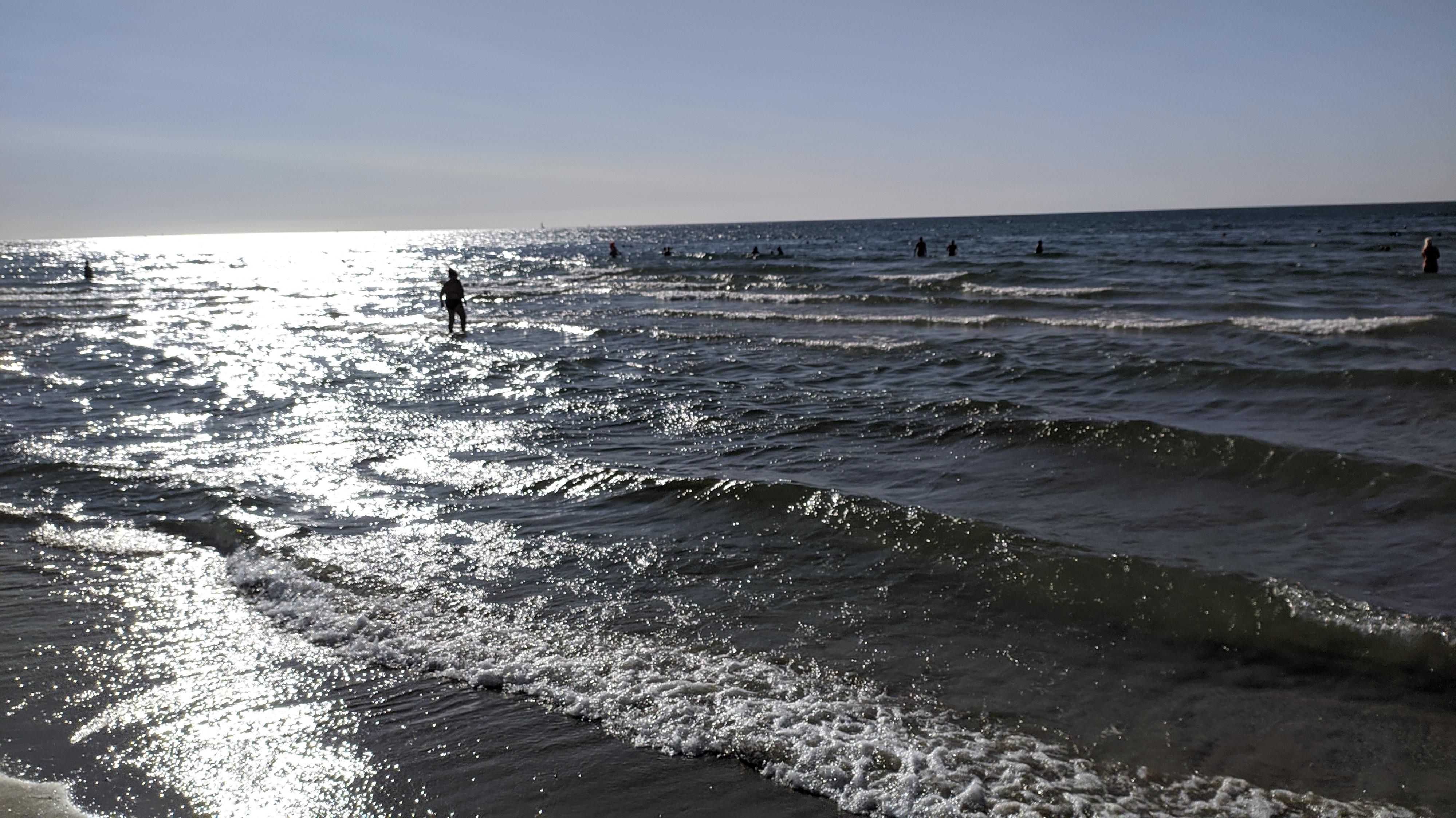 море сентябрь
