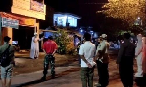 Pasien Positif Covid-19 yang Viral Tolak Diisolasi Nekat Shalat Tarawih