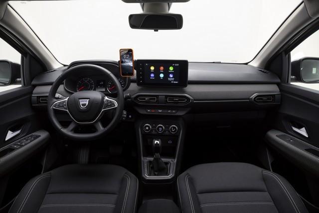 Nouvelle Sandero, Sandero Stepway Et Logan : Dacia Redéfinit L'automobile Essentielle Et Contemporaine 2020-Nouvelle-Dacia-LOGAN-1