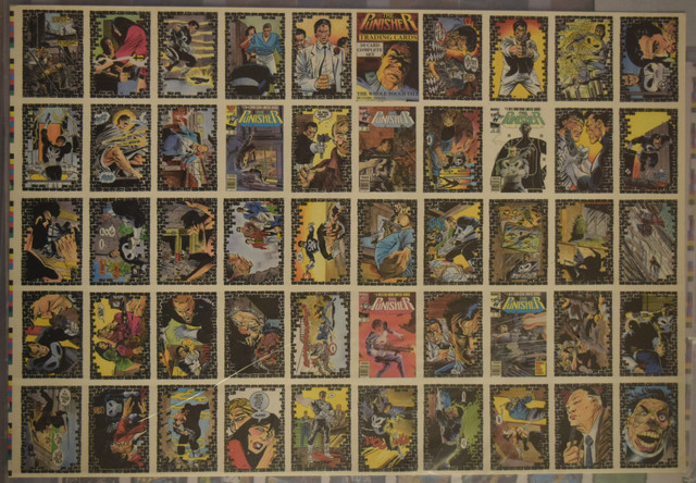 Punisher-The-Whole-Tale-1988-Uncut-Sheet-1