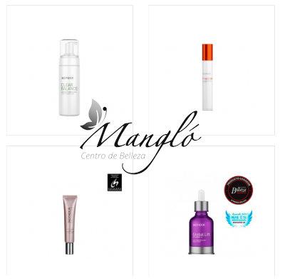 Productos cuidados faciales, productos Skeyndor