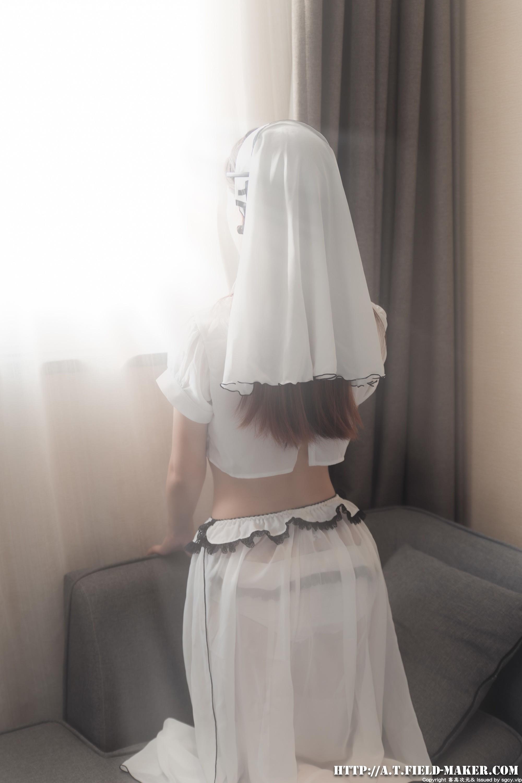Tsubaki Album vol.010 White Nun ホワイトシスター(白修女) 001