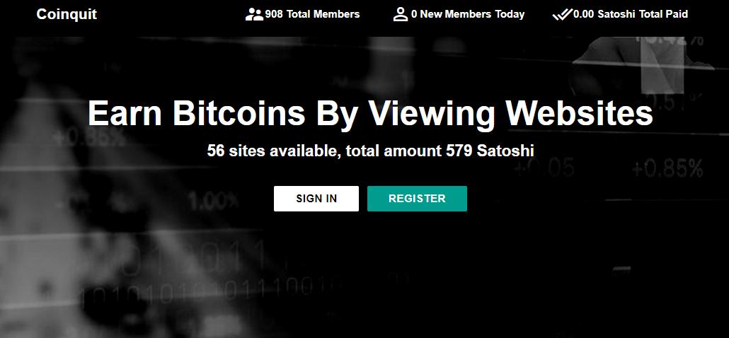 SCAM – Coinquit.com Reviews – Scam or Paying PTC Site?