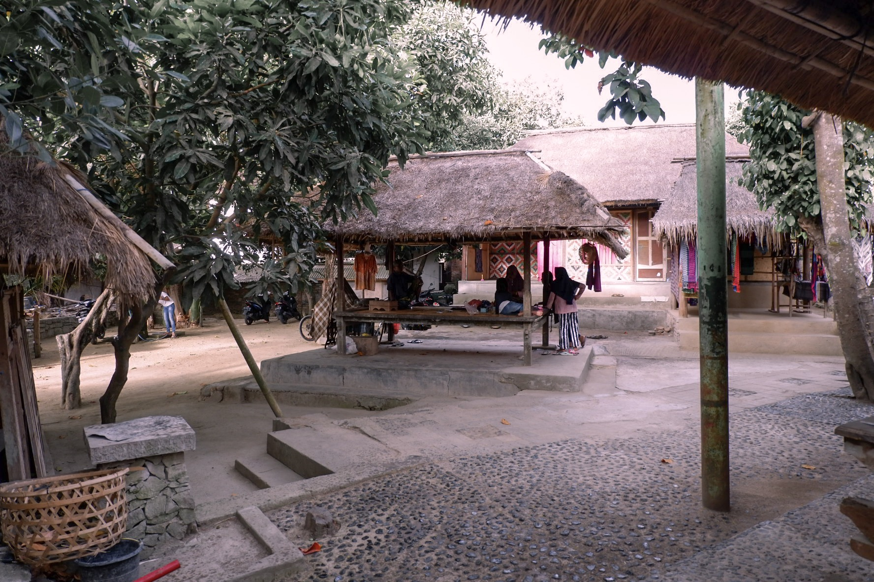 Lingkungan Desa Sade