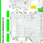 Карта выставки KyivBuild Kyiv 2019