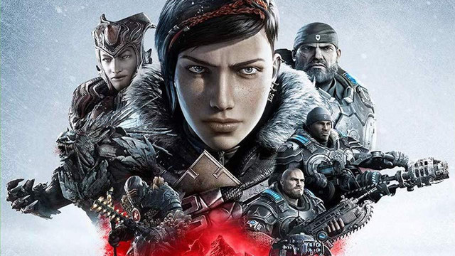 Gears 5 Ultimate Edition v.1.1.15.0u1 + DLC (xatab/2019)