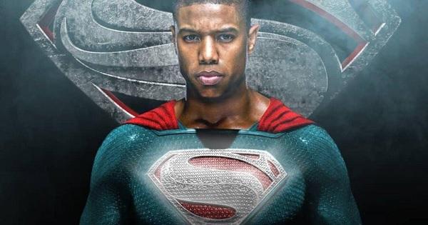 Michael B. Jordan prepara una serie de SUPERMAN