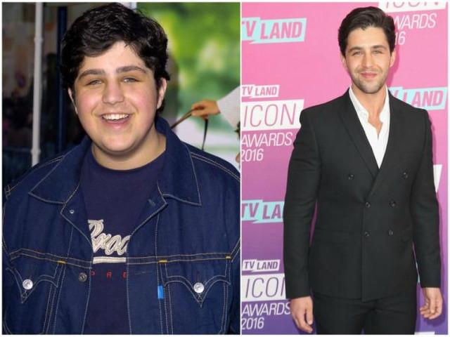 Josh Peck antes y ahora