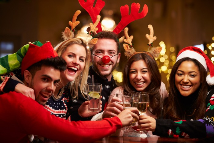 How to Organize Good Holiday Parties