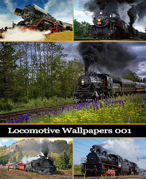 Locomotive Wallpapers 001