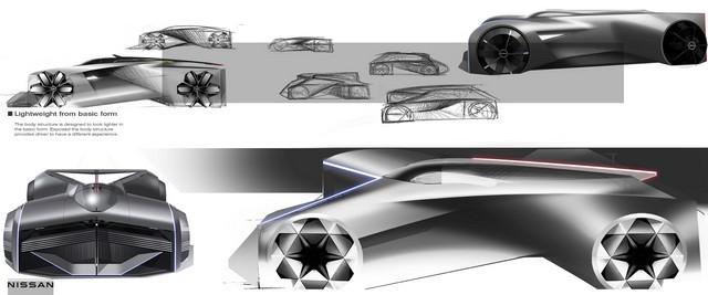 Nissan « GT-R(X) 2050 » : Le Projet D'un Stagiaire Devient Réalité 15-Nissan-JB-Choi-Final-08-DEC2020-7-source