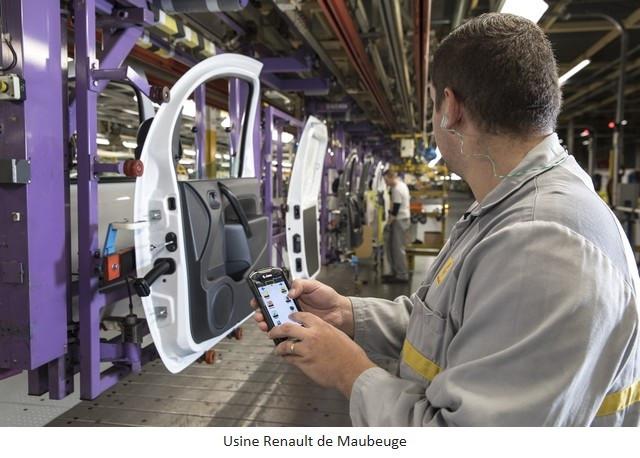 Renault Group signe un accord social et crée Renault ElectriCity: le pôle industriel électrique du nord de la France Usine-Renault-de-Maubeuge-4