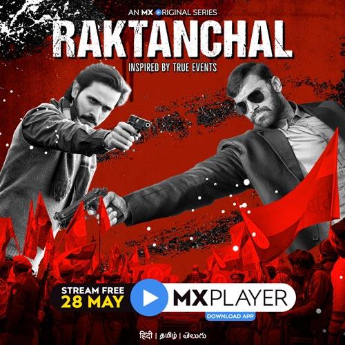 Raktanchal 2020 Hindi Season 01 Complete 720p HDRip DL