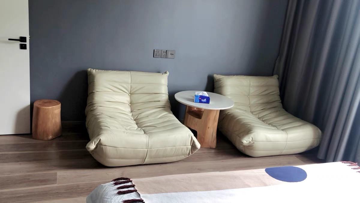 Togo large settee armchair sofa