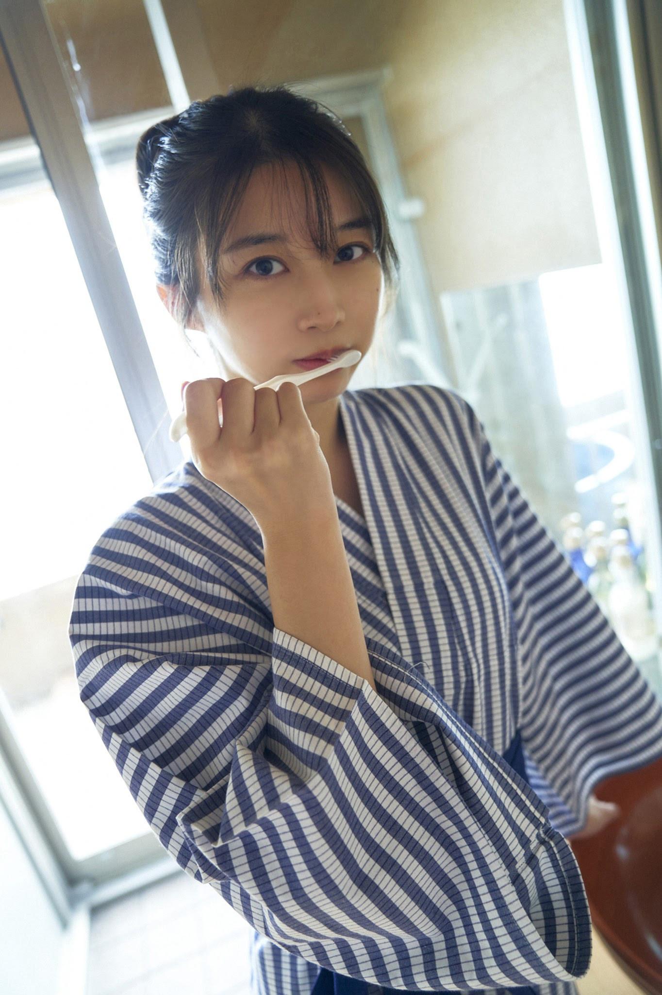 [Yanmaga Web] 牧野真莉愛・ヤンマガアザーっす!016