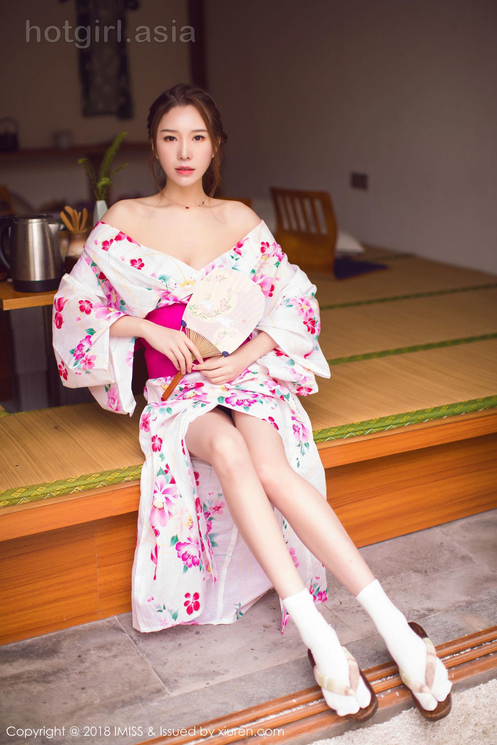 [IMiss 爱 蜜 社] Vol.252 Rookie Model @katrinaFirst Set Photo