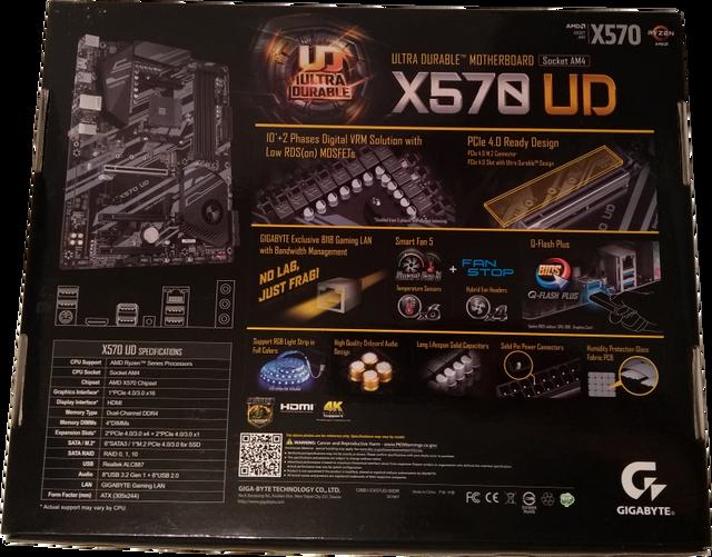 gigabyte x570 ud 03 - Testers Keepers: GIGABYTE X570 UD