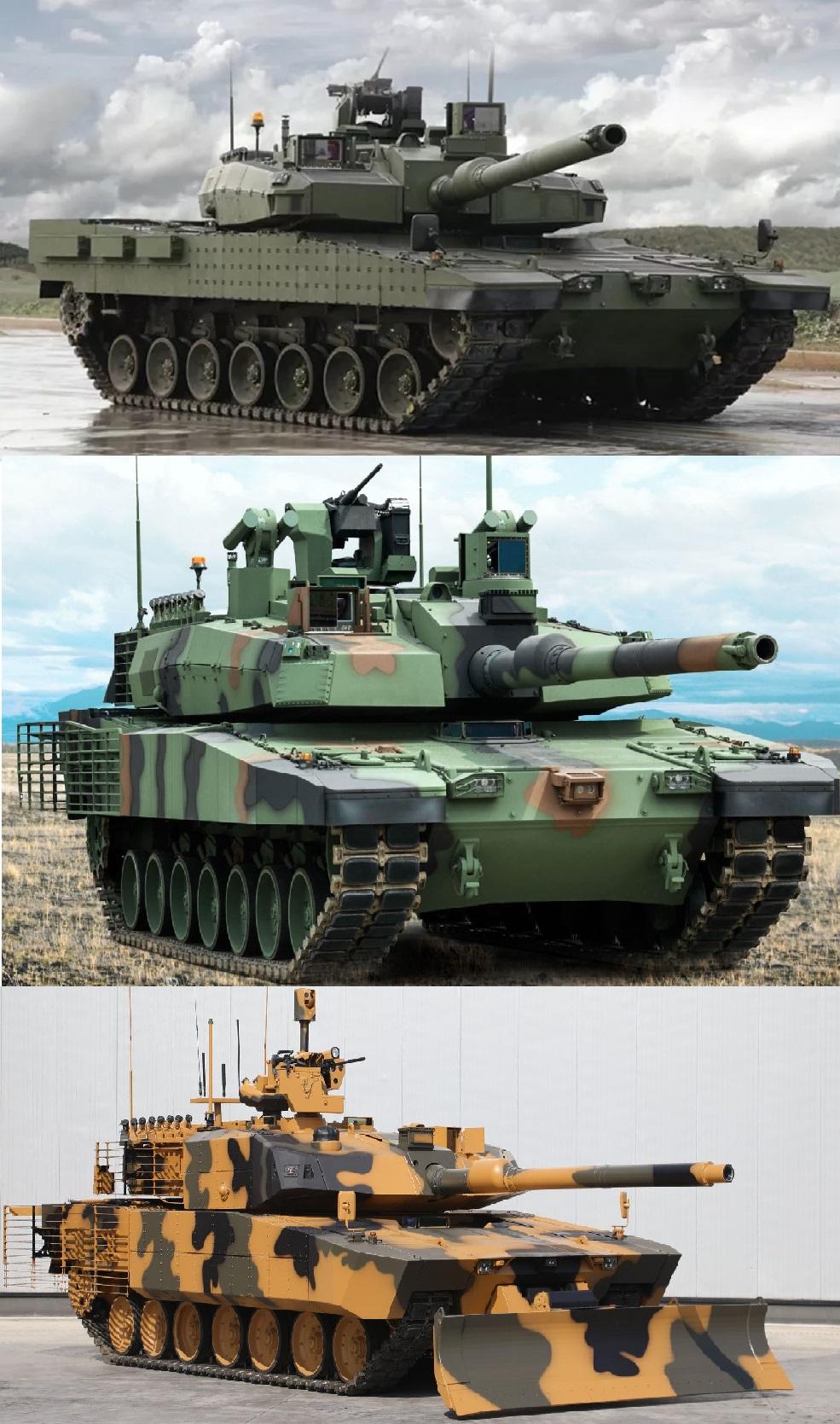 Altay Yeni Nesil Tank Projesi