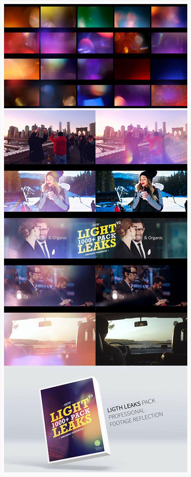 Light Leaks - 12