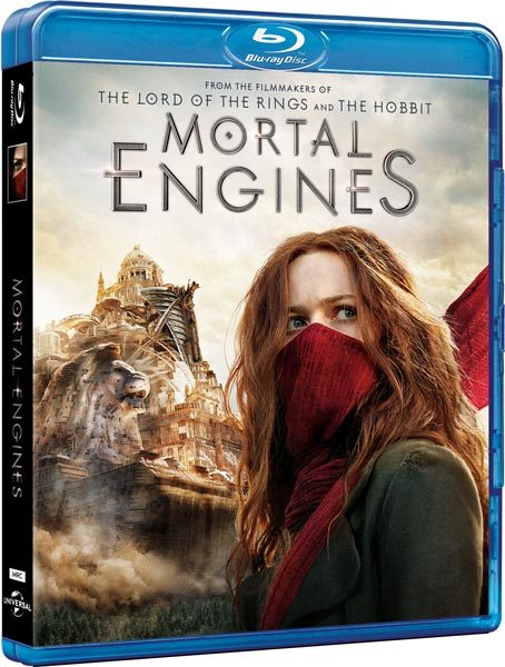 Mortal Engines 2018 Hindi 3D Dual Audio Hindi ORG 1080p BluRay 2.3GB ESubs Download
