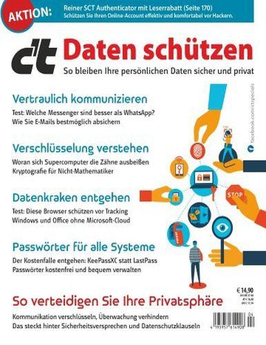 Cover: ct Magazin für Computertechnik Sonderhefte No 04 vom 24  August 2021