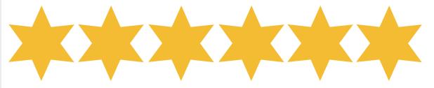 6-Sterne-gold