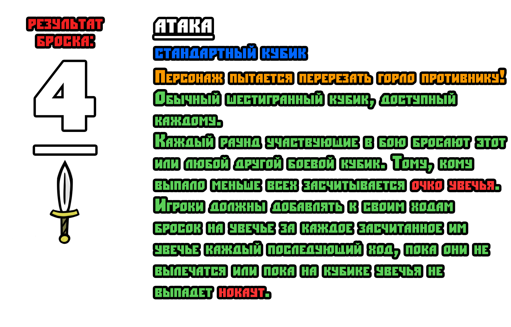 Тест боевой системы 4-2