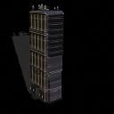 (65) Paquete de Edificios Brillantes Rey-y-Reina