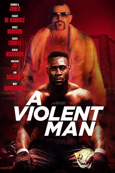 A Violent Man (2017) Dual Audio Hindi Movie 720p HDRip 1GB Download