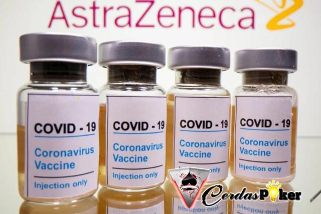 AstraZeneca Dari 17 Juta Orang Hanya 15 yang Alami Pembekuan Darah