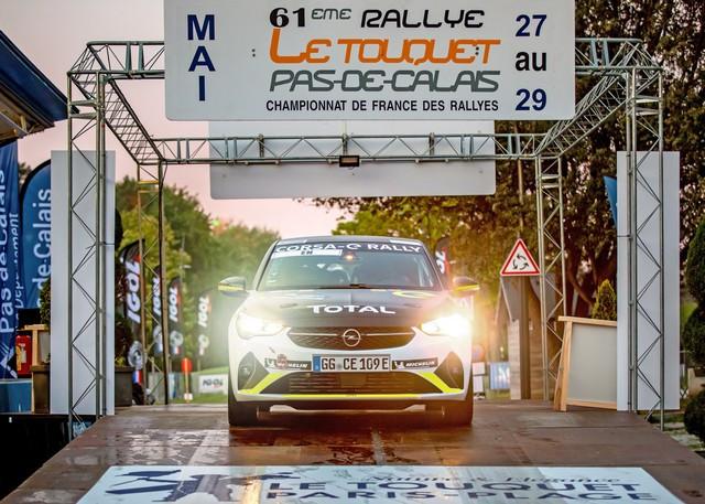 Première sortie réussie au Touquet pour l'Opel Corsa-e Rallye 01-Opel-Corsa-e-Rally-515805