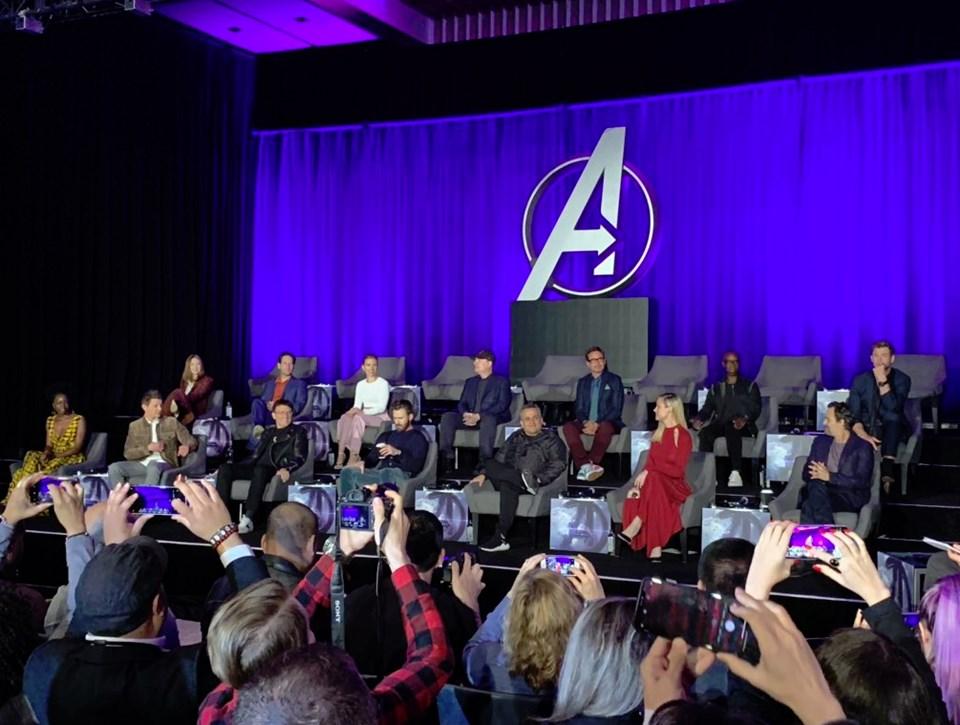 Avengers Endgame boş koltuklar
