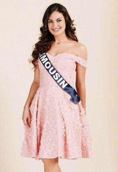 ROAD TO MISS FRANCE 2020 - Page 2 Limousin