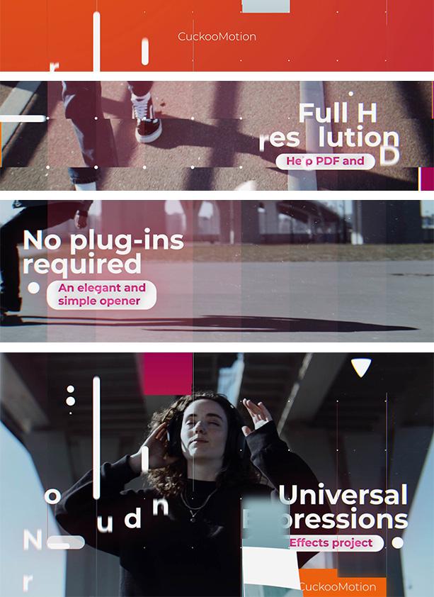 Urban Opener / Slideshow - 1
