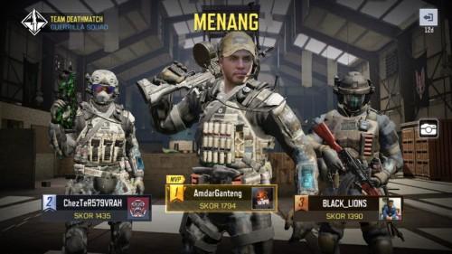 Call of Duty Mobile, Cara Meningkatkan Level Dengan Cepat