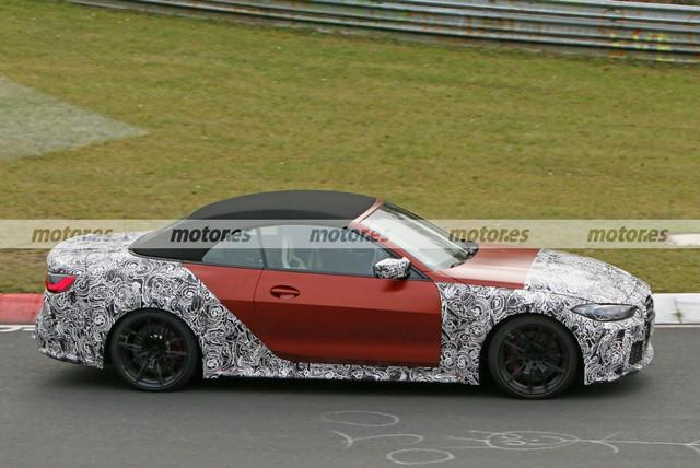 2020 - [BMW] M3/M4 - Page 23 Bmw-m4-cabrio-2021-fotos-espias-nurburgring-202071811-1602590021-7