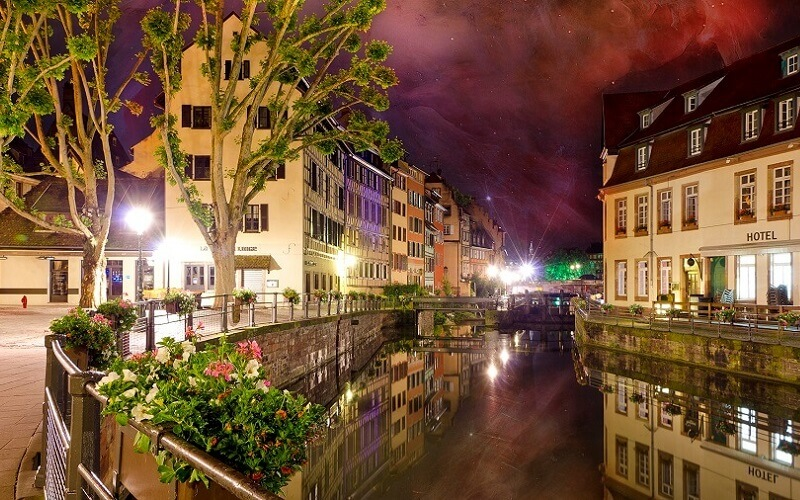 Strasbourg city photo
