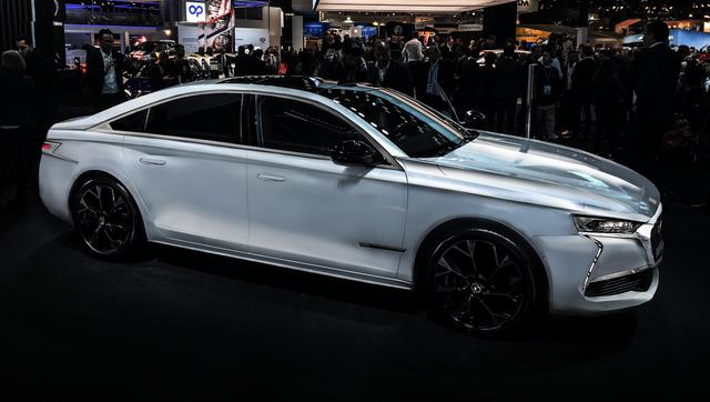 2020 DS Automobiles DS 9 (X83) 11