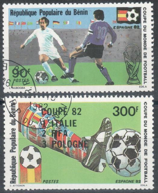 Benin-Espana82