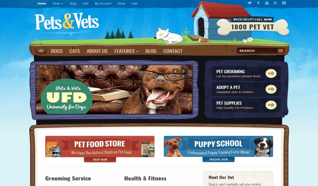 Pets Supplies Outlet