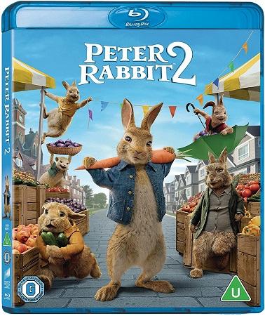 Peter Rabbit 2 - Un birbante in fuga (2021) Full Bluray AVC DS-HD 5.1 iTA ENG FRE - DDN