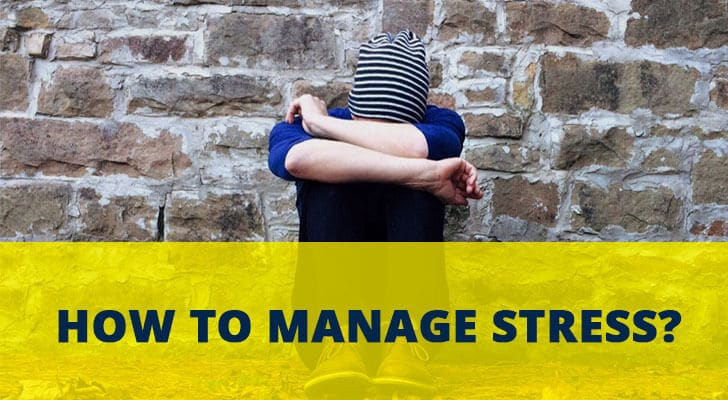 HOW TO MANAGE STRESS AND DEALING WITH WORRIES - NOW NO MORE STRESS!