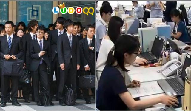 60 Jam Lebih Kerja Per Minggu, Ini  Realita Pegawai di Negeri Sakura